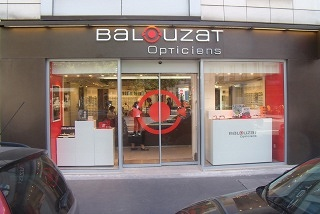Balouzat Opticien