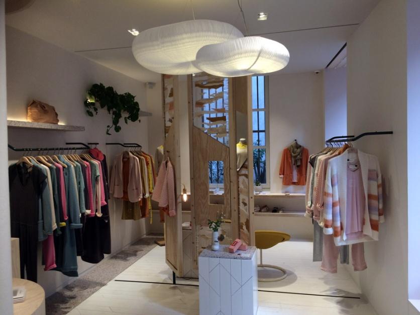 Chez Marie Sixtine : Marie sixtine retail boutique dbs Études agencement tous