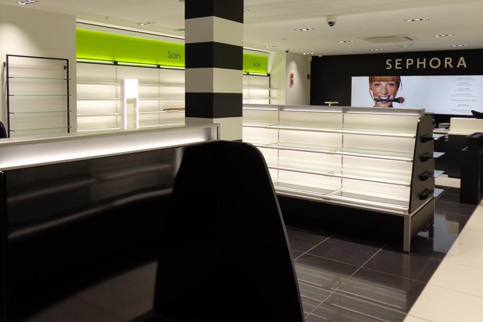 Sephora - Retail...Yellowkorner Rennes
